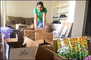 Framingham residential moving