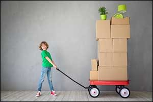 Residential Moving in Southeastern Massachusetts
